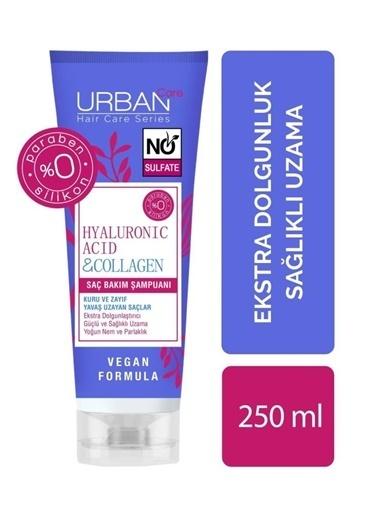 Urban Care Hyaluronic Acid & Collagen Saç Bakım Şampuanı 250Ml Renkli